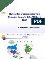 5.- Negocios Despues de APEC 2008 (1)
