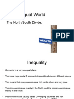 our unequal world  4