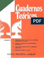 Cuadernos teoricos 31