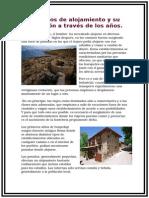 Servicios de Alojamiento y Su Evolucion a Traves de Los Años.