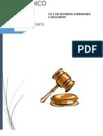 Hecho y Acto Jurídico