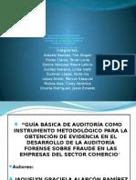 PRESENTACIONES- Auditoría Forense- Grupo 07..pptx