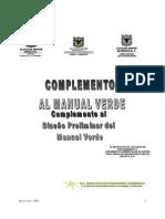 Manual Verde Complemento IDU