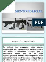 Armamento Policial
