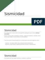 Sismicidad y todas sus clasificaciones