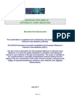 EDIC Guidelines 2011 Version July 2011