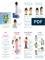 Anapana for Children booklet