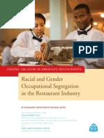 Ending Jim Crow in America's Restaurants