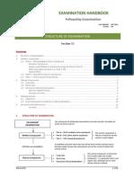 FEH02 v02 Fellowship Exam Structure Mar-12