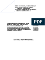 Trabajo Estado de Guatemala Terminado Imprimir