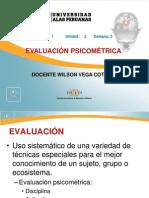04. EVALUACIÓN PSICOMÉTRICA