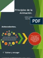 Los 12 Principios de La Animación