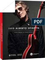 Partituras y acordes Spinetta