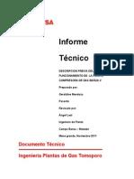 Informe Geral Tecnico 2