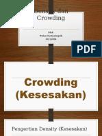 Density Dan Crowding Wulan R I0212084