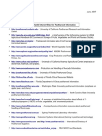 Useful Internet Sites UCD Postharv Short Course