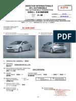 Ficha 7.0702 31 Honda Civic TypeR GroupeA FN2