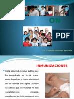Practica Inmunizaciones