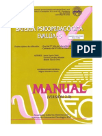 manual evalua 5 docencia