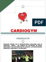 Gimnasio Cardiovascular
