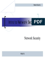 Modul 1 - Intro to Network Security