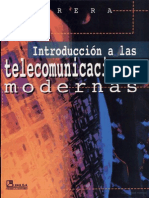 Introducion telecomunicaciones