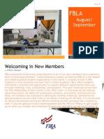 newsletter september