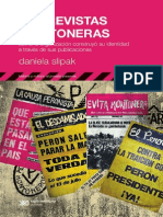 Slipak Las Revistas Montoneras