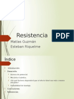 Efecto Tunel Esteban Matias
