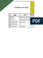 Compensación de Días Semana 34 2015 Angamos