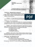 Reglamento LUZ TFG0001