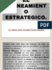 SESION N° 05 - EL PLANEAMIENTO ESTRATEGICO.