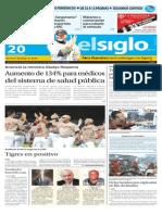 Edicion Impresa El Siglo 20-10-2015