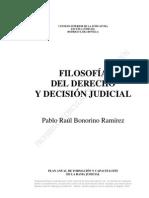 Filosofia Del Derecho Escuela Lara Bonilla