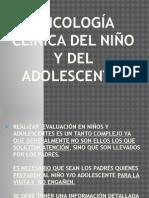 Psicología Clínica Del Niño y Del Adolescente