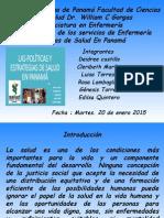 Universidad Latina de Panamá Facultad de Ciencias De