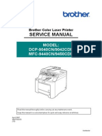 Brother dcp9040cn