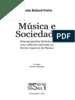 Música e Sociedade - Vanda Ferire
