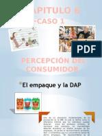 Comportamiento del consumidor - CASO 6