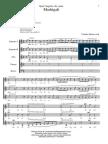 Quel Augellin Che Canta - Claudio Monteverdi