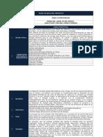 F2. Ficha Tecnica Del Proyect