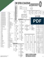 DDEC VI S60 MCMdad | Throttle | Turbocharger M Freightliner Wiring Schematics on