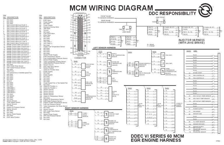 ddec iv manual sample user manual u2022 rh ctsedu us ddec 5 wiring diagram wire dv55n ddec 5 wiring diagram wire dv55n