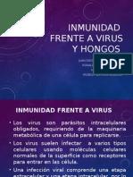 Inmunidad Frente Virus y Hongos