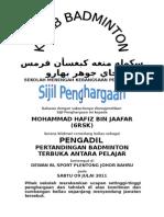 sijil pengadil