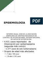 Carbamazepina Epidemio y Electro