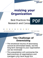 Downsizing Best Practices