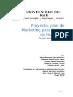 Proyecto de Mercados Mundiales