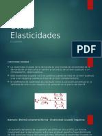 Economia (Otras elasticidades)