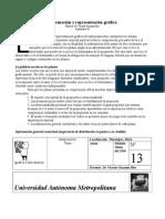 Información y Representación Gráfica Otoño